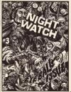 Night Watch #3 Eyeball Issue