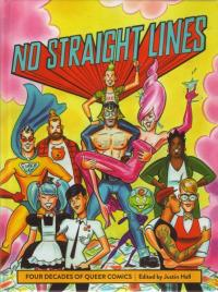 No Straight Lines HC Four Decades of Queer Comics