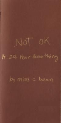 Not OK a 24 Hour Zine Thing