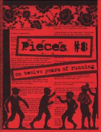 Pieces #8 On Twelve Years of Running