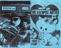 Pieces #9 Escape Artist #11 Split Zine On Death