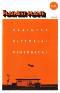 Plainest Plane vol 1 Plainest Pictorial Periodical
