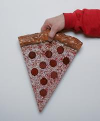 Plywood Pizza Slice
