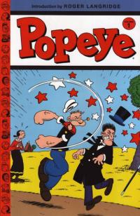 Popeye TPB vol 1