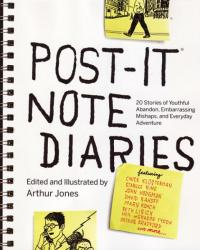 Post It Note Diaries