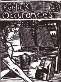 Publick Occurances #13