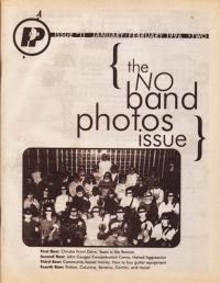 Punk Planet #11 Jan Feb 96