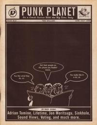 Punk Planet #13 Jun Jul 96