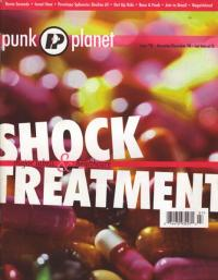 Punk Planet #28 Nov Dec 98