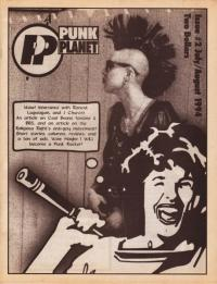 Punk Planet #2 Jul Aug 94