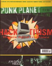 Punk Planet #33 Sep Oct 99