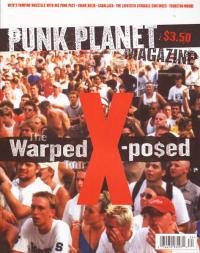 Punk Planet #34 Nov Dec 99