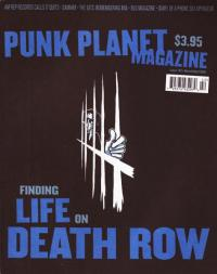 Punk Planet #42 Mar Apr 01