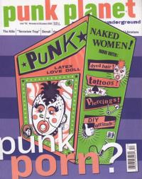 Punk PLanet #52 Nov Dec 02