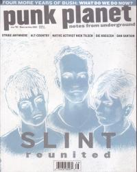 Punk Planet #66 Mar Apr 05