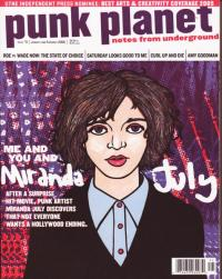 Punk Planet #71 Jan Feb 06