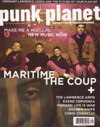 "<span class=""highlight"">Punk Planet</span> #74 Jul Aug 06"