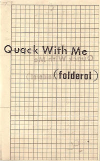 Quack With Me (folderol)