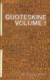 Quoteskine vol 1
