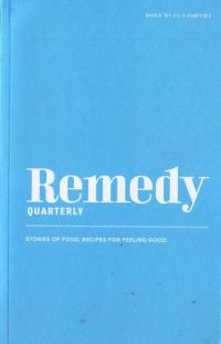Remedy Quarterly #11 Comfort