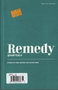 Remedy Quarterly #6 Stealing