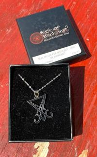 Seal of Lucifer Necklace
