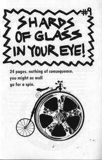 Shards of Glass in your Eye #9