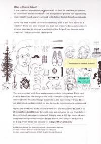 Sketch School #2