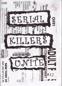 Serial Killers Unite #12