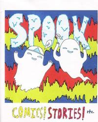 Spook #1 Comics Stories Etc