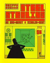 Steel Sterling #1