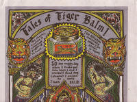 Tales of Tiger Balm