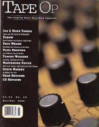 Tape Op #68