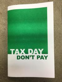 Tax Day Don't Pay