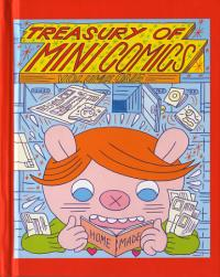 Treasury of Minicomics vol 1