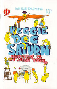 Veggie Dog Saturn #5