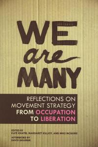 We Are Many Reflections on Movement Strategy From Occupation to Liberation