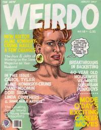 Weirdo #18