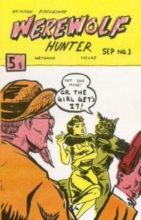 Werewolf Hunter #1