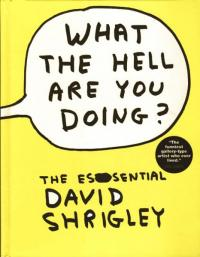 What The Hell Are You Doing Essential David Shrigley