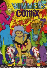 Wimmens Comix #7 Outlaws