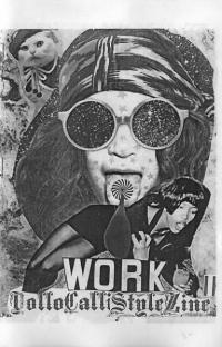 Yollocalli Fashion Zine #2 Work Style Zine