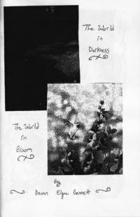 World in Darkness World in Bloom