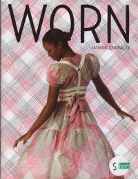 Worn #12 Fashion Journal