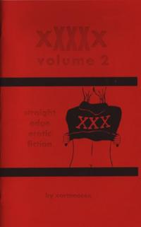xXXXx vol 2 Straight Edge Erotic Fiction