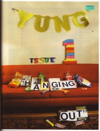 Yung Magazine #1 Hanging Out