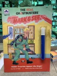 Vintage Real Ghostbusters Mark & See