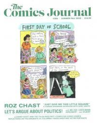 Comics Journal #306