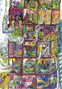Now vol 9 Fantagraphics Comics Anthology