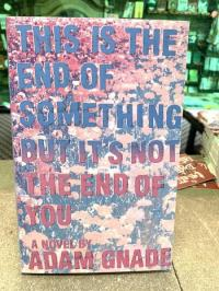 This Is the End of Something But It's Not the End of You: A Novel